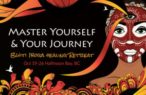 Bwiti Iboga Healing Retreat Illustration Step Into Your Mastery