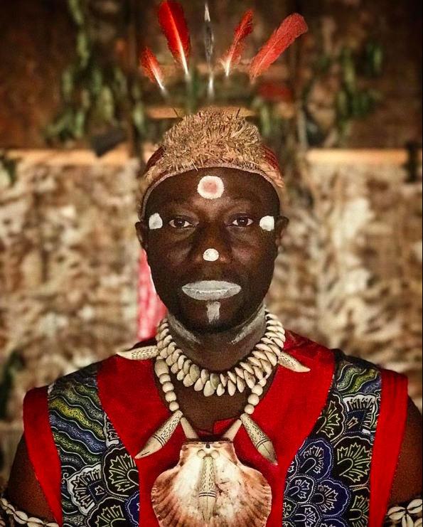 moughenda bwiti iboga shaman