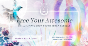 Samadhi Retreat Free your Awesome