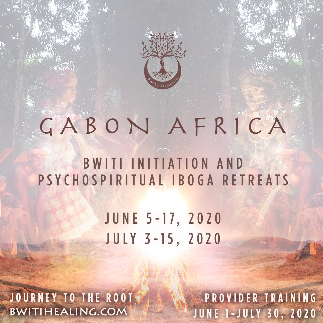 Gabon Africa Iboga psychospiritual traditional healing wellness retreats